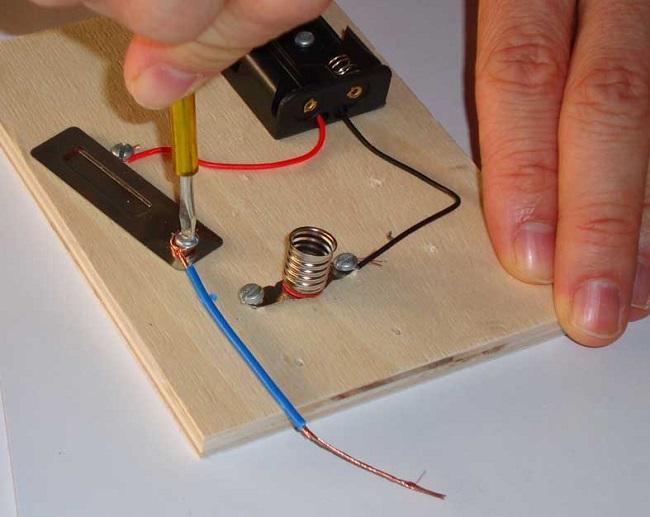 Evde elektrik devresi yapılışı