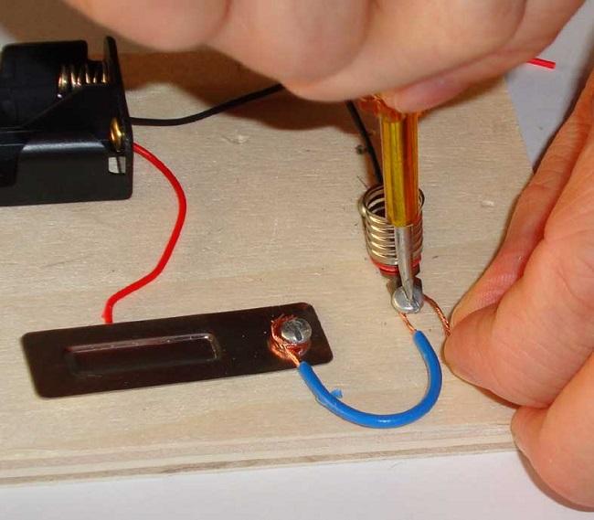 Kolay elektrik devresi yapılışı