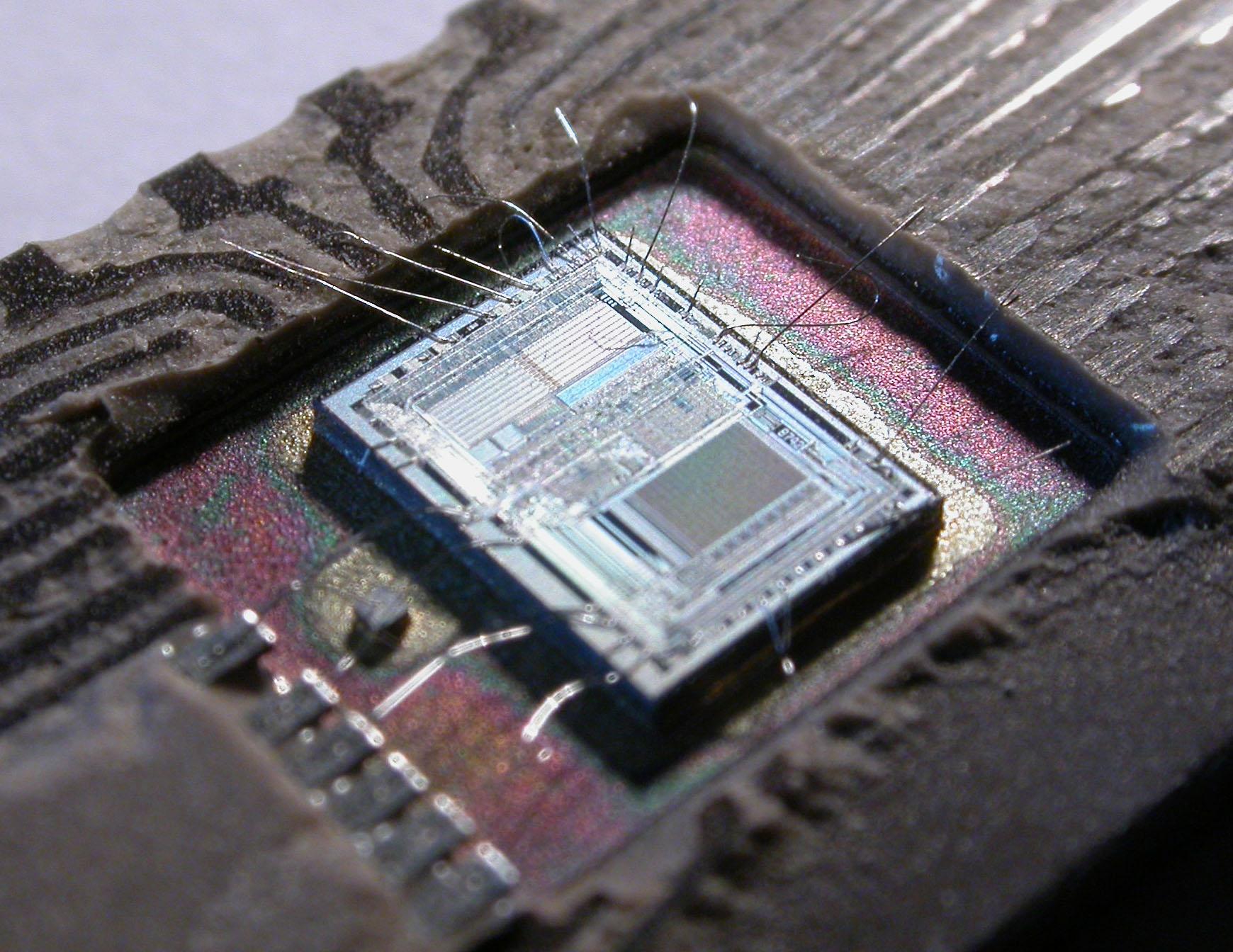 Mikrodenetleyici Nedir