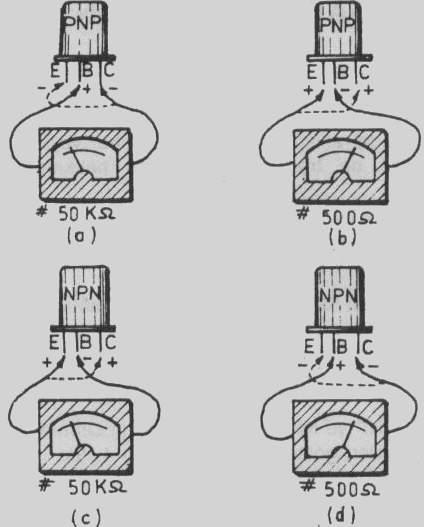 Transistörlerin Sağlamlık Kontrolü