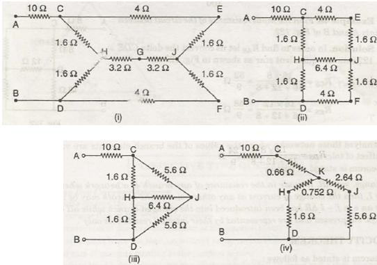 Yıldız Üçgen Direnç Bağlantıları