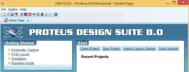 Proteus 8 - diyot.net nedir ?