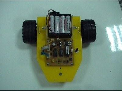 cizgi izleyen robot mekanik 2