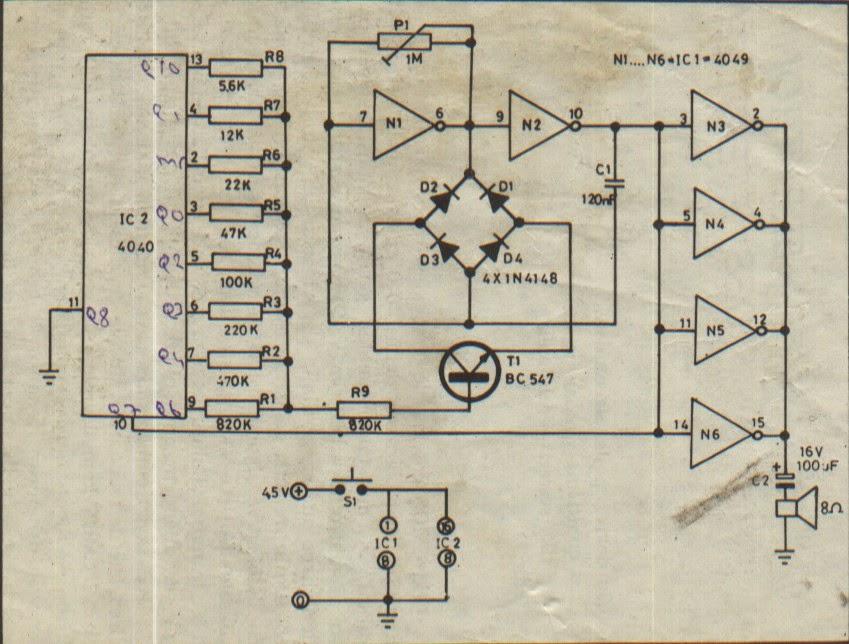 elektronik ses efektleri
