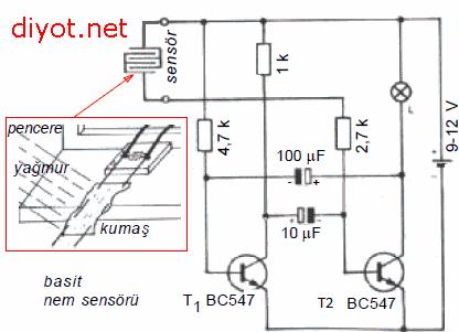 nem-sensörü