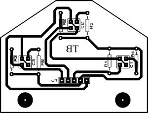 sensor devresi sema pcb