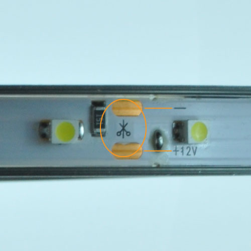 Şerit LED nasıl baglanır resimli