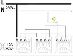 elektrik anahtarı montajı