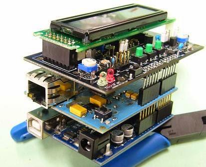 Arduino Shield Nedir?